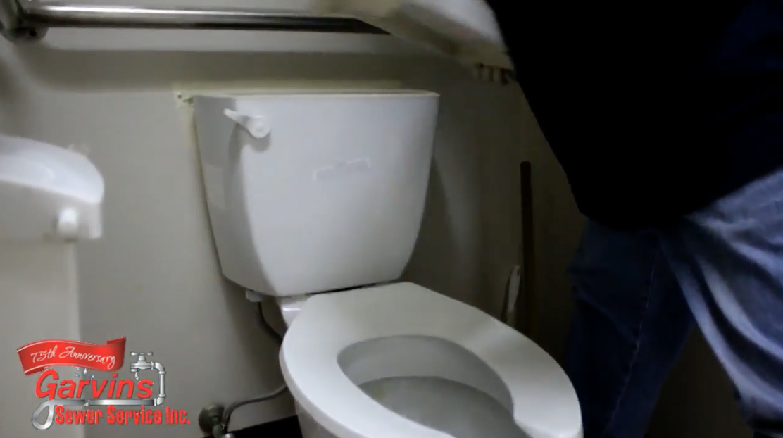 How to Pull a Toilet